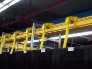 sp光纤槽道工程图局部